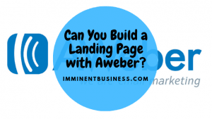 featured image for aweber landing pages
