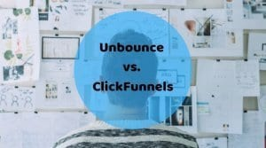 Unbounce vs. ClickFunnels: Which one has the best page builder?