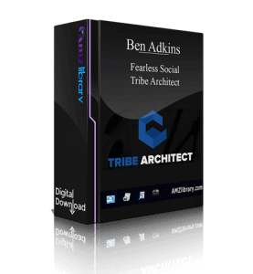 fearless social tribe architect book cover