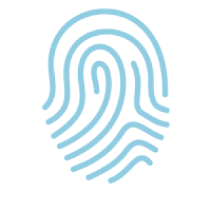fingerprint illustration