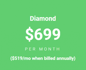 image with diamond payment plan of $699