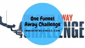 featured image for one funnel away challenge