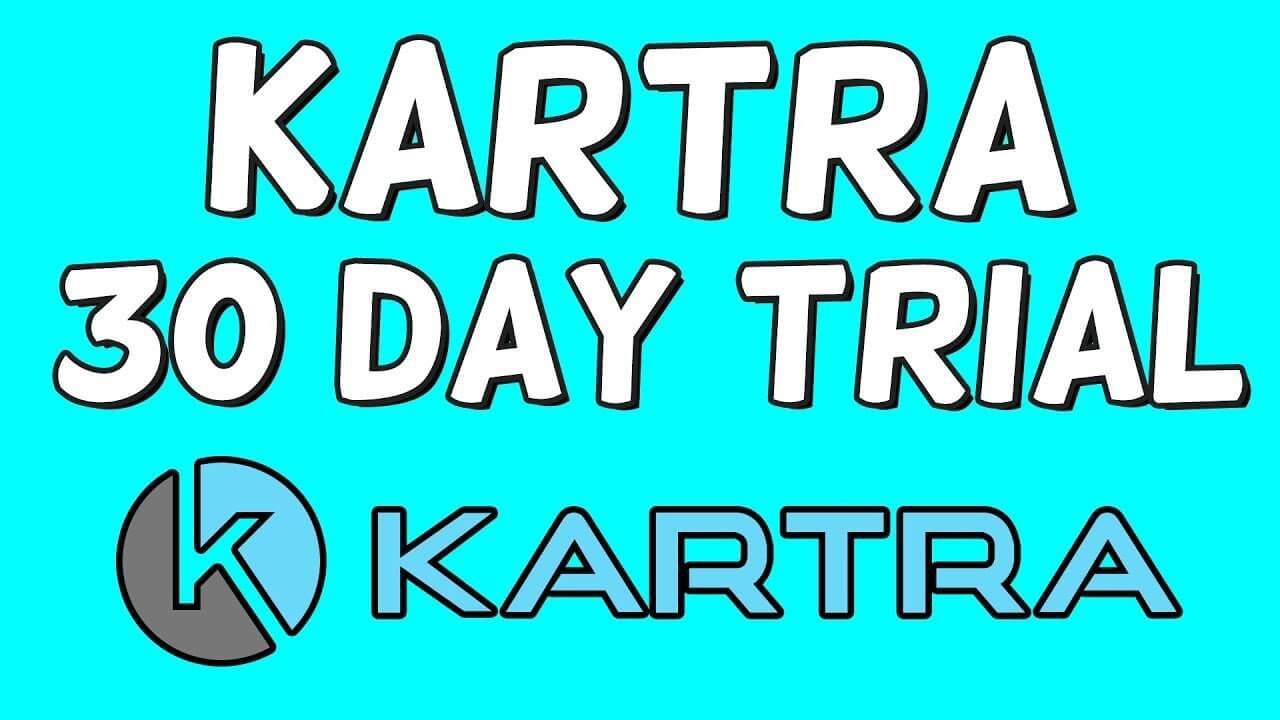 Kartra 30 Day Trial