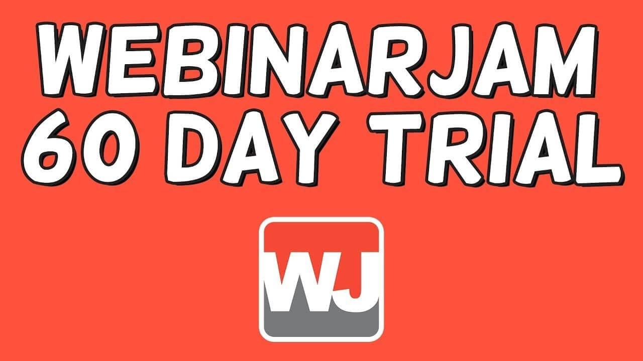 WebinarJam Free 60 Day Trial
