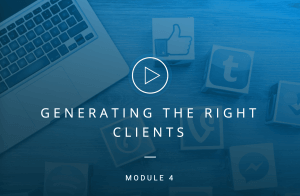 Generating The Right Clients