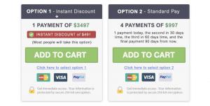 Kibo Code Quantum Pricing
