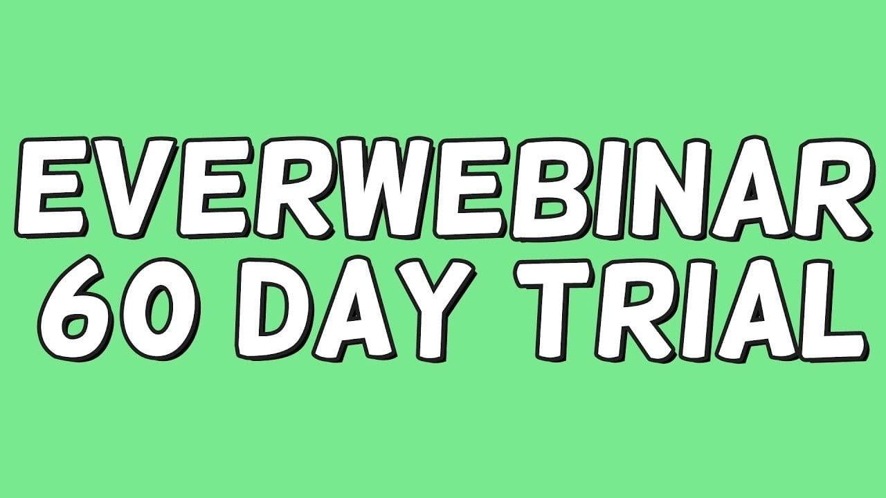 everwebinar free trial