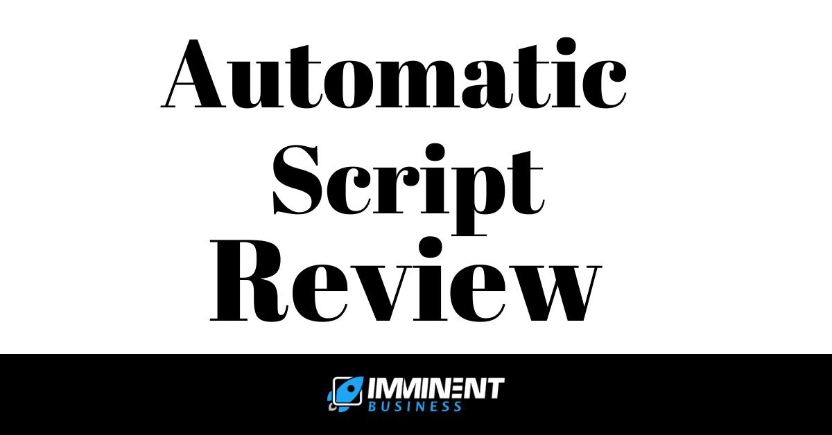 Automatic Script review