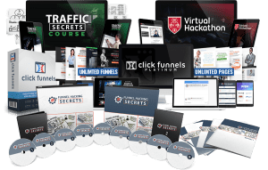 Clickfunnels Funnel Hacking Secrets offer