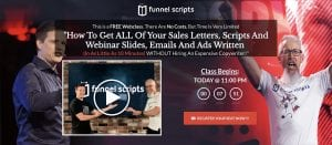 Funnel Scripts Webinar Free Training