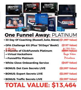 OFA ClickFunnels 6 Months Free