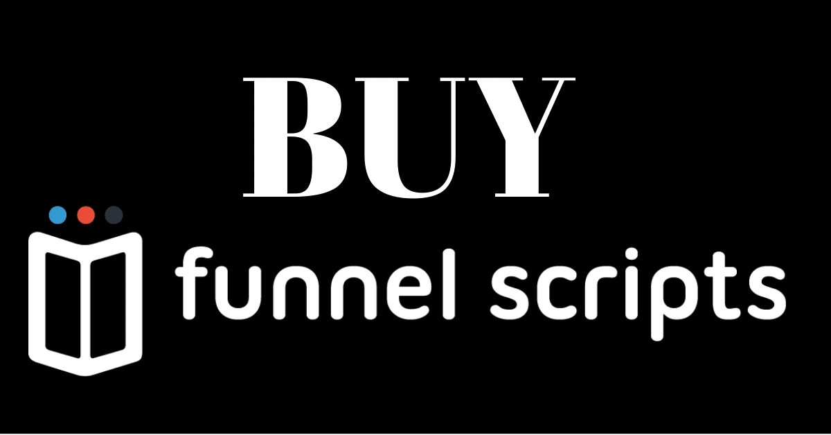 Buy Funnel Scripts