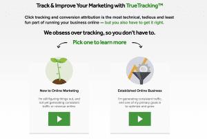 clickmagick homepage